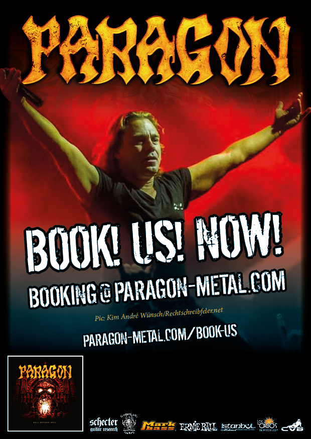 PARAGON - Book Us! - 2016