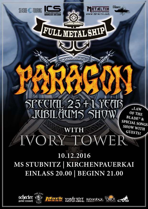 PARAGON Stubnitz Anniversary Show