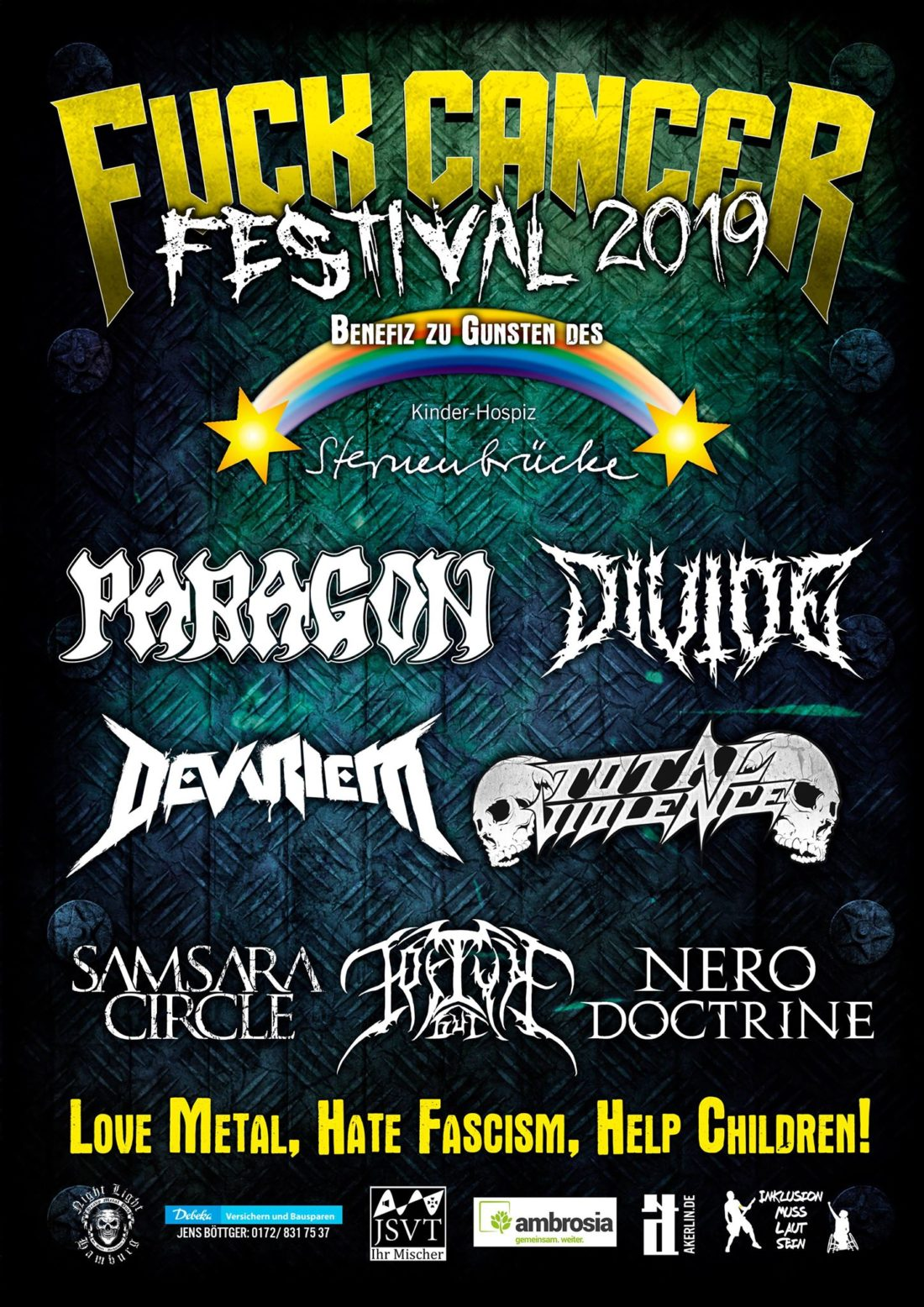 Fuck Cancer Festival 2019
